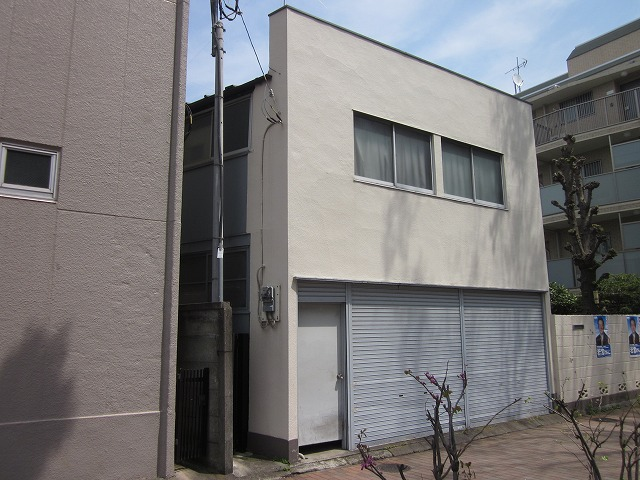 武田アパート外観写真