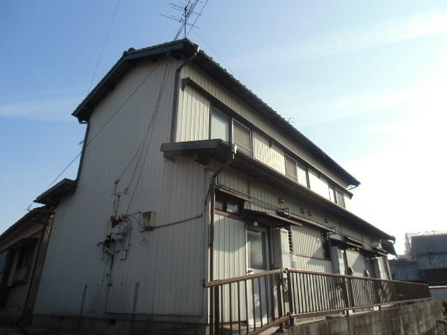 小垣江テラスハウス外観写真