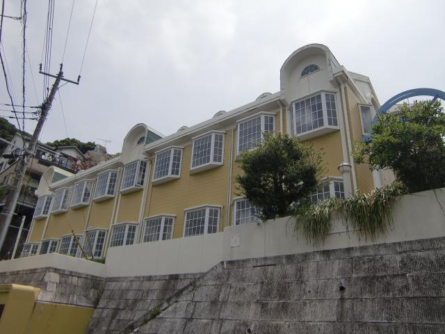 プラザ・ドゥ・ベルテックスA棟外観写真