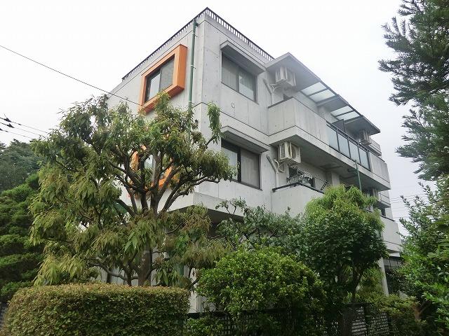 ヒルズ桜外観写真