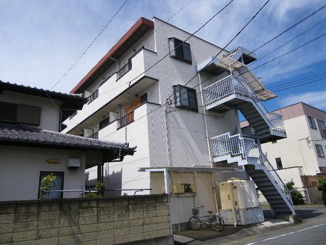 浅井コーポ外観写真