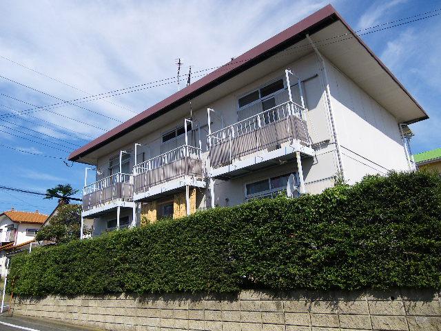 大竹コーポA棟 201号室の外観