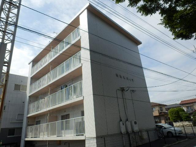 和田橋ハイツ外観写真