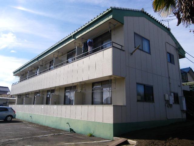 島野ハイツ 206号室の外観