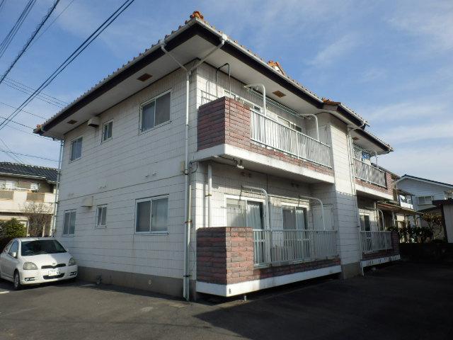 コーポ坂本 101号室の外観