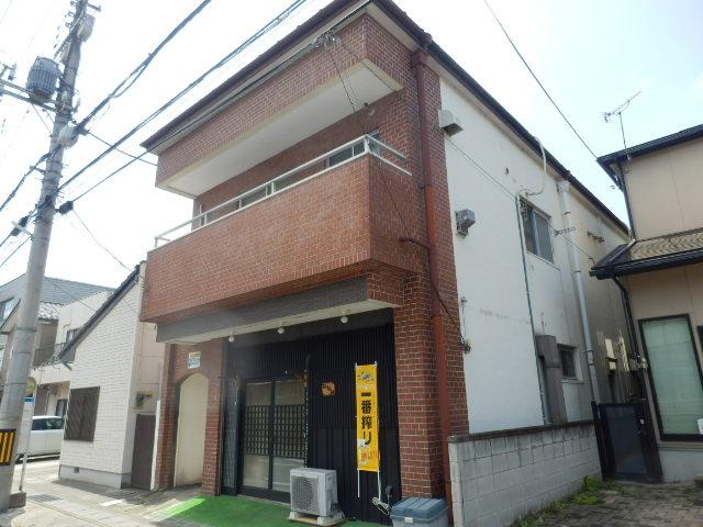 中井マンション 201号室の外観
