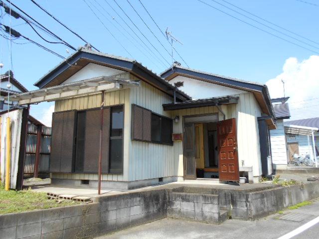 金田住宅外観写真