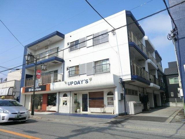 上野新ビルA棟外観写真