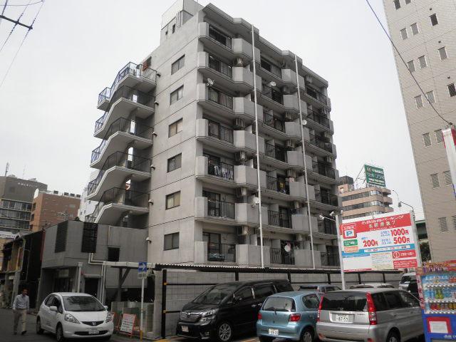 シティコート名駅外観写真