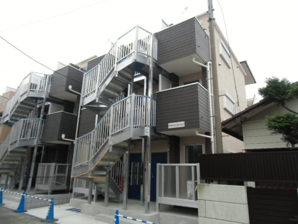 Residence hale ohana 101号室の外観