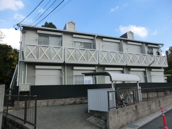 カレッジサイド寺田外観写真