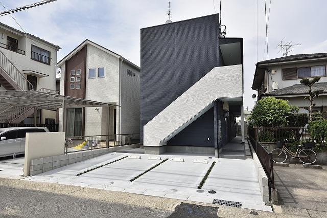 コンフォート仁所町外観写真