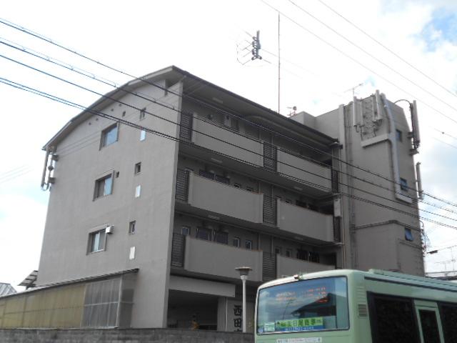 福王子マンション 303号室の外観