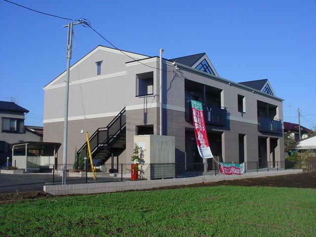 新着賃貸8:茨城県筑西市小川の新着賃貸物件