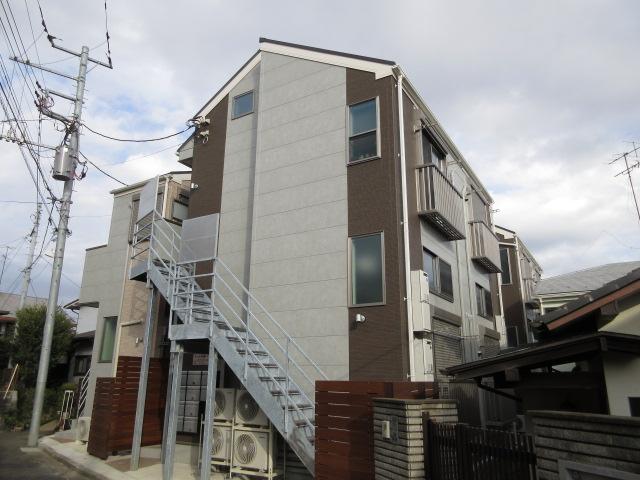 モンステラ妙蓮寺B 205号室の外観