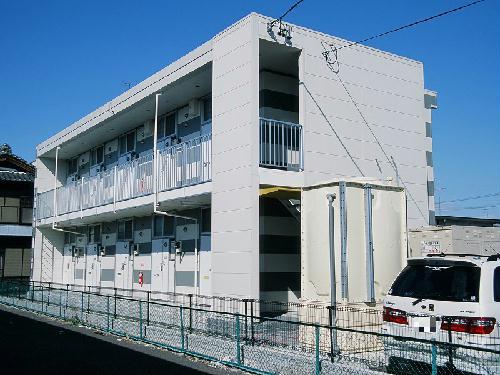 レオパレスTAKAHASHI Homes 203号室の外観