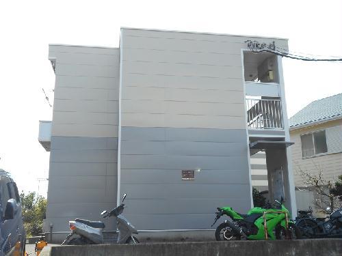 レオパレスマーレリリ 201号室の外観