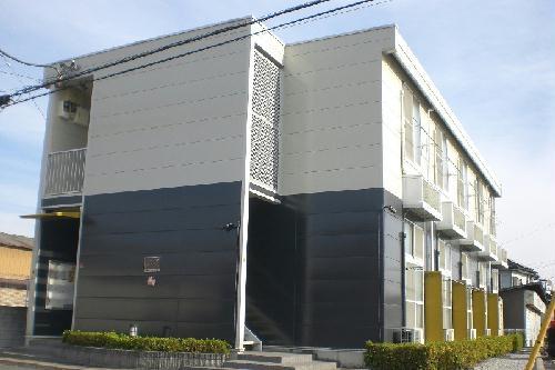 レオパレスしょうたの家外観写真