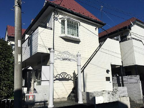 レオパレス西川田第1 103号室の外観