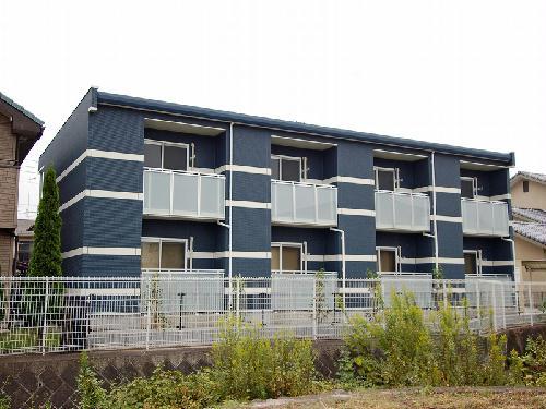レオネクストスマイルハウス矢板外観写真