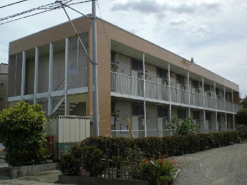 レオパレスドゥトゥロア外観写真