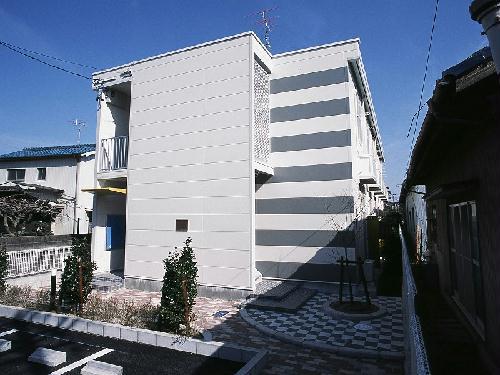 レオパレスタチバナ外観写真