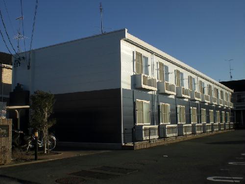 レオパレスグリーンゲートⅡ外観写真