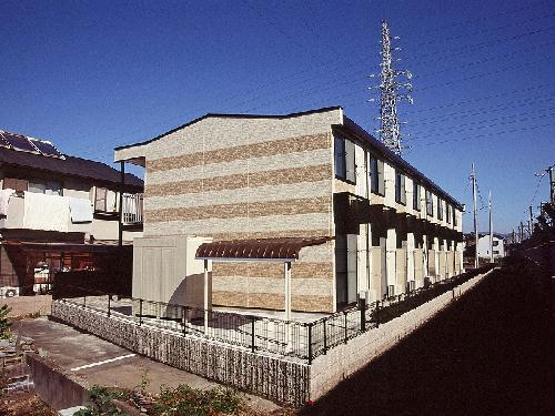 レオパレストスカーナ外観写真