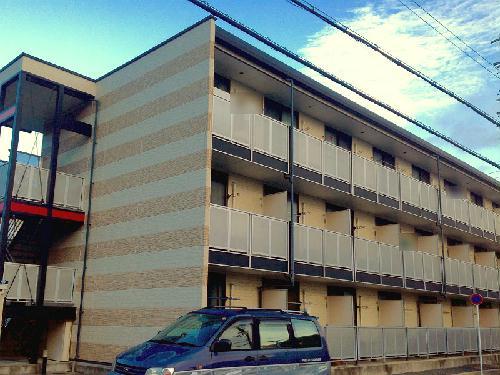 レオパレスアルモニ2番館 104号室の外観