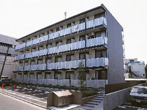 レオパレス片倉台外観写真