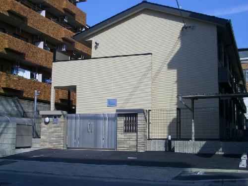レオパレスJ BOX Ⅳ 201号室の外観
