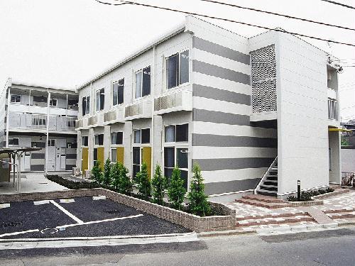 レオパレスsakura 105号室の外観