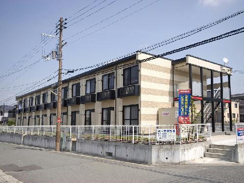 レオパレス州見台 206号室の外観