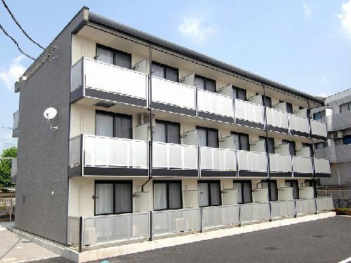 レオパレスリバーヴィレッジM 106号室の外観