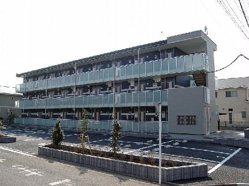 レオネクスト湘南山手館C外観写真