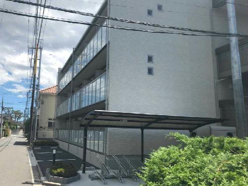 クレイノルーチェ デル ソーレ 302号室の外観