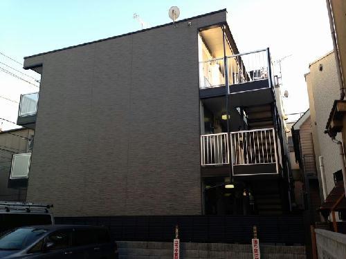 レオパレスノール 302号室の外観