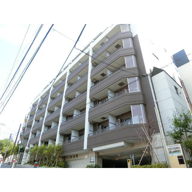 ザ・パークハビオ横浜山手 307号室の外観