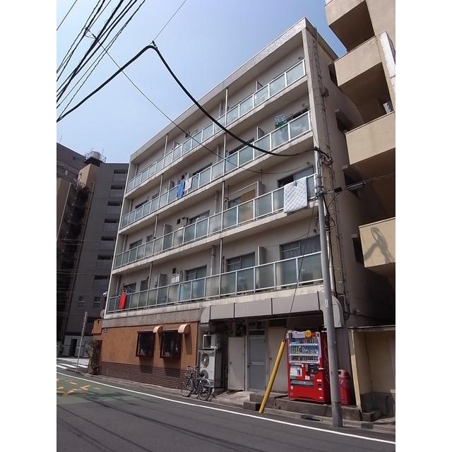 小石川マンション 504号室の外観