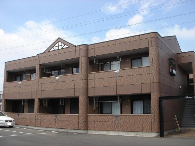 フォレスト粕川 A棟外観写真