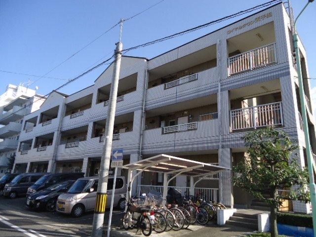 ロイヤルタウン天子田外観写真