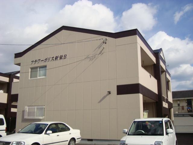 新着賃貸8:愛知県豊橋市新栄町字南小向の新着賃貸物件
