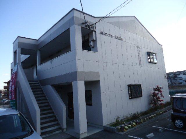 コンフォース亥新田外観写真