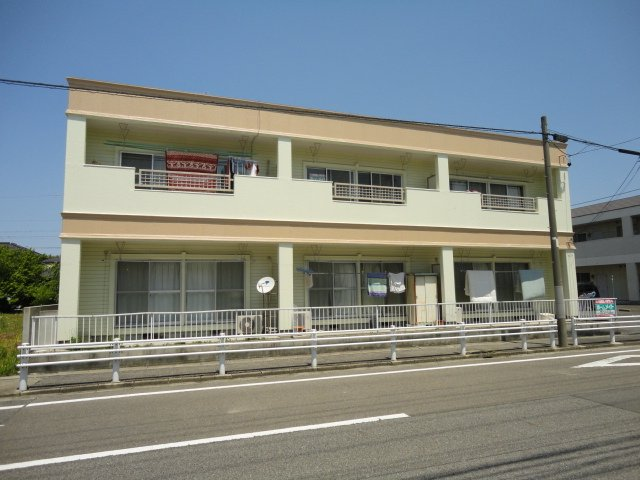 コーポ石川Ⅱ外観写真