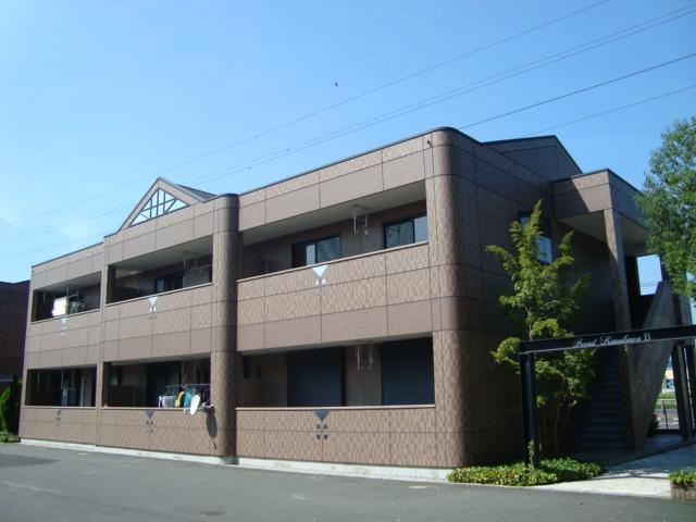 フォレスト粕川 B棟 101号室の外観