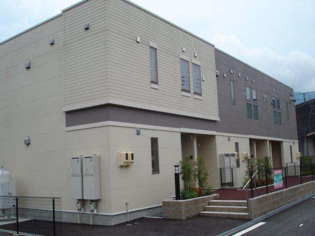 ボヌール坂下Ⅱ外観写真