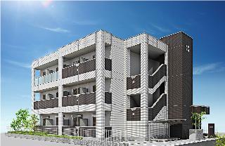 (仮)高松南新築マンション外観写真