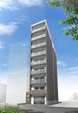 (仮称)平塚市紅谷町マンション新築工事 00301号室の外観