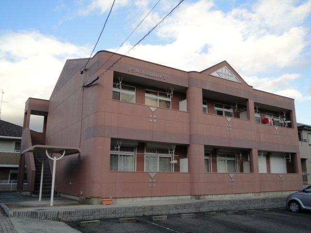グランパスSHIROTA B棟外観写真