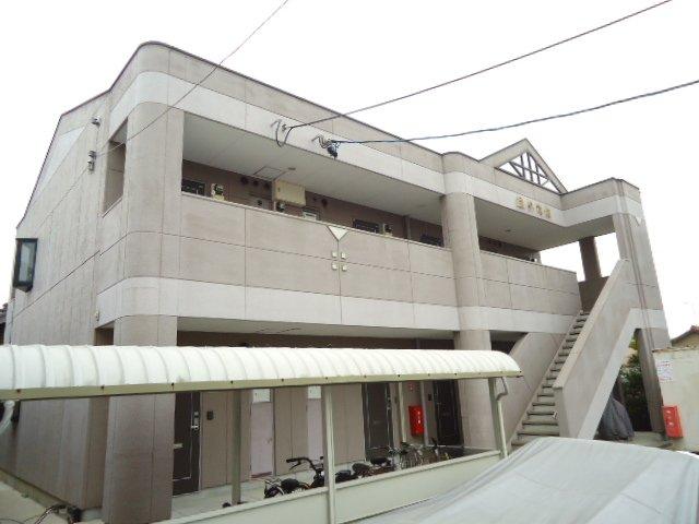 昇竜館外観写真